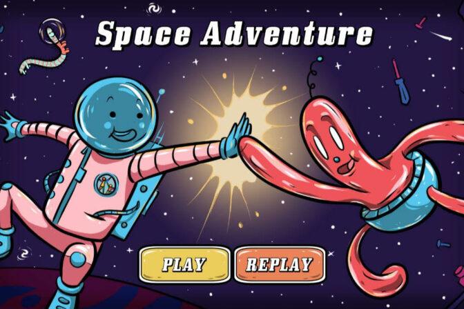 SPCC Space Adventure