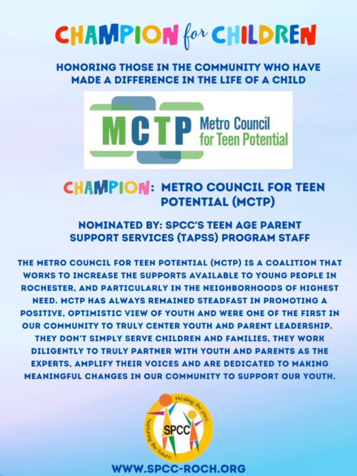 Champions for Children - MCTP-2