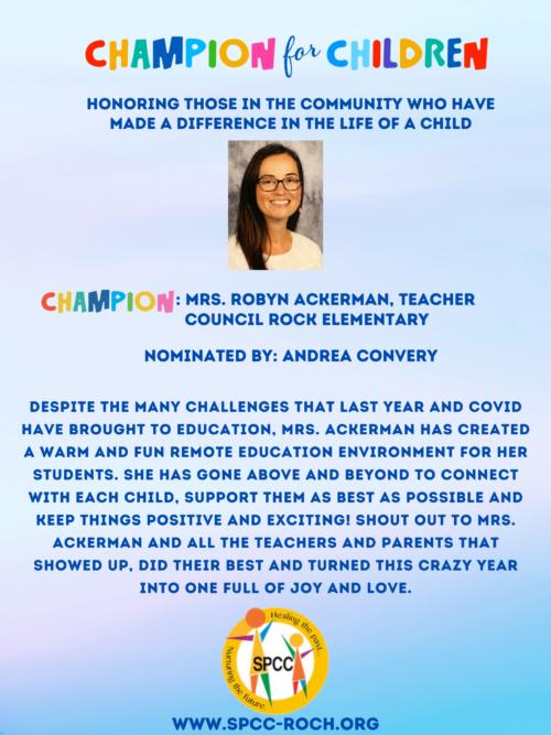 Champions for Children - Robyn Ackerman-2